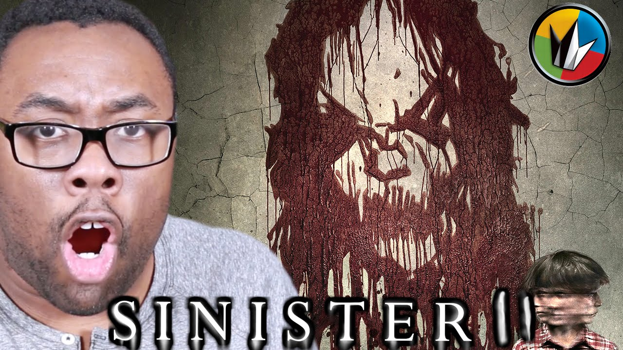 "SINISTER 2 comes to Regal Cinemas this weekend! Here's my ""Catching Up with Andre"" episode about it! Are you going to see #Sinister2? <a href=""https://youtu.be/05tXp6XP-eM?list=PLCDWgWmd8TqAAJQqSBtJ4rXw9dpBeHsAv"" class=""linkify"" target=""_blank"">https://youtu.be/05tXp6XP-eM?list=PLCDWgWmd8TqAAJQqSBtJ4rXw9dpBeHsAv</a>"