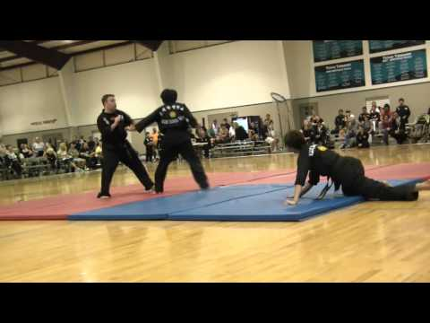 Kuk Sool Won Chris Pak 3rd Black Belt Promotion Demo Image 1