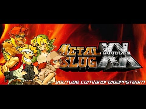 Metal Slug XX Para Android - Android Apps Team