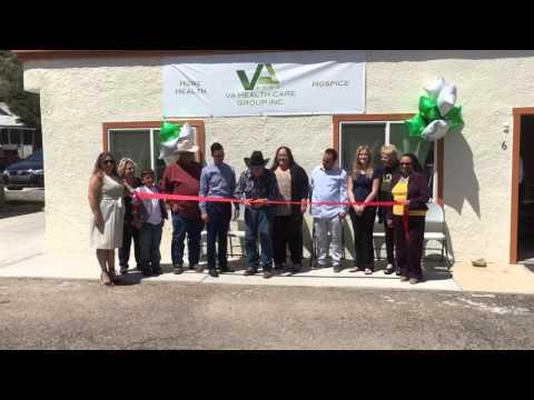 VA Health Care Group Ribbon Cutting - Globe, Az