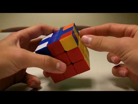 Simplest Tutorial for Third Layer of 3x3 Rubik's Cube!