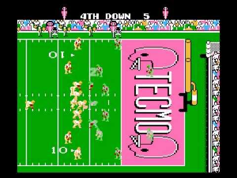 Tecmo Super Bowl 2013 (TecmoBowl.org hack) - Tecmo Super Bowl 2013 Netplay Tournament (Super Bowl) Bobq Vs thubtengendun0 - User video