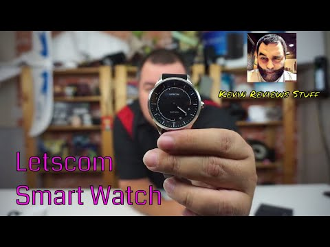 Kevin Reviews Stuff | Review of the Letscom Smart Watch