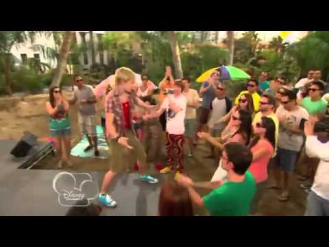 Austin & Ally - Songwriting & Starfish ''Heard It On The Radio''