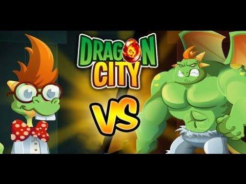 Combates Dragon City Liga Nvl 22