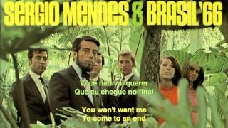 Sergio Mendes Brasil 39 66 Mas Que Nada English Subtitles