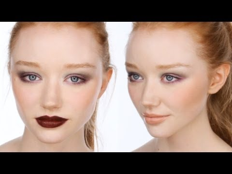 Jessica Chastain - Makeup Tutorial For Redheads with Guest Makeup Artist Mary Greenwell