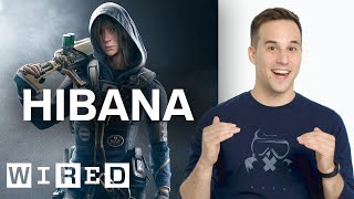Every Rainbow Six Siege Operator Explained By Ubisoft | Each and Every | WIRED