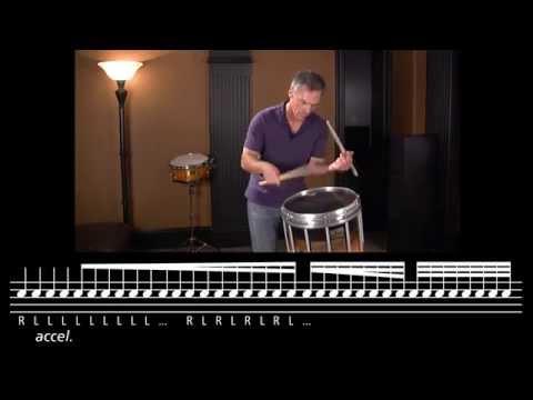 Rudimental Ram: werd By John Wooton video