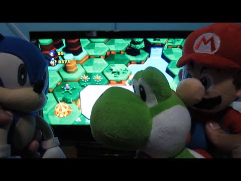 ABM: Sonic Lost World YOSHI ISLAND !! HD