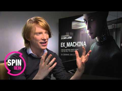 PlanB| Ex_Machina | Domhnall Gleeson