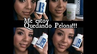 ME ESTOY QUEDANDO PELONA!!!.ROOT FOOD De Omnilife (Review)