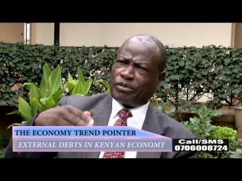 THE ECONOMY TREND POINTER: external debts in kenyan economy. part 1