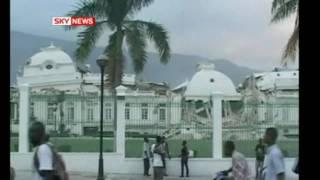 Haiti Earthquake - Thousands Feared Dead Or Buried