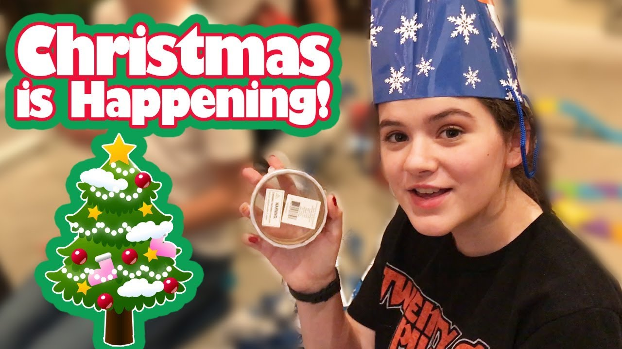 Christmas Is Happening! Last Minute Shopping, Early Gifts ...