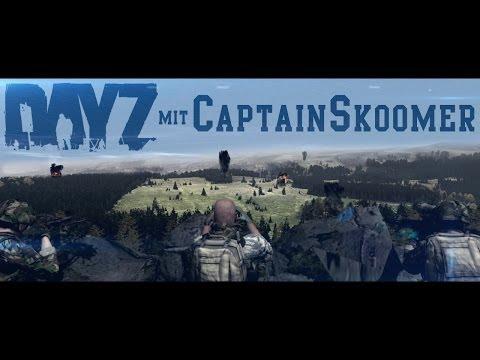DayZ Abenteuer, News & Mehr - CaptainSkoomer Kanaltrailer