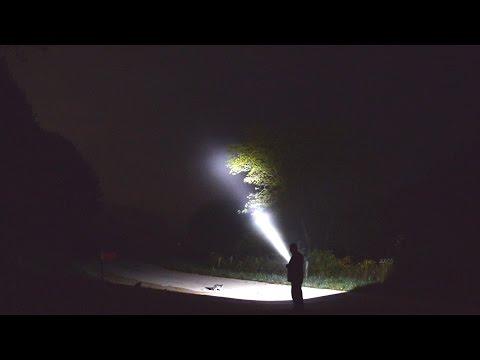 Acebeam K70 vs ShadowHawk X800 Flashlight comparison