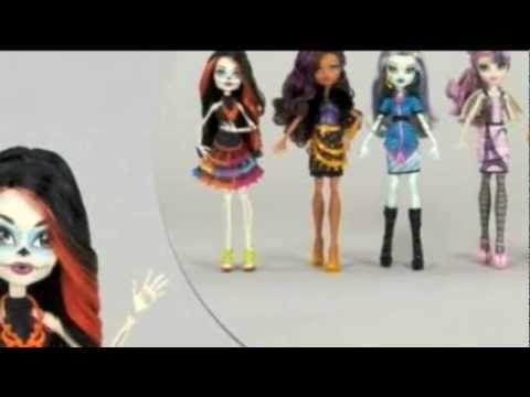 New Monster High Stuff For 2013
