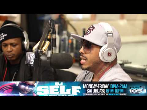 Freeway, Young Chris, Peedi Crakk & Neef Buck (State Property) Freestyle On Power 105!