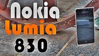 Nokia Lumia 830 - Полный обзор