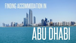 Finding Accommodation In Abu Dhabi