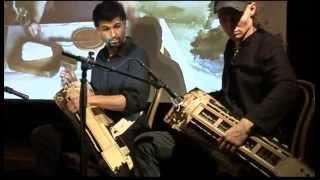 Grają liry wspakowe - Koncert na Wspaki, hurdy gurdy & cello, 2012  cz 14/16