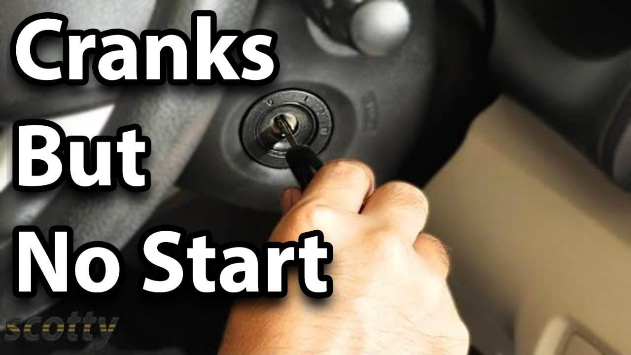 Fixing A Car That Cranks But Doesn't Start Up - YouTube