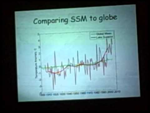 Climate Change and Lake Superior; Part 1
