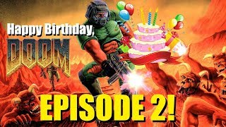 Doom 25th Birthday Stream and Chill - Episode 2