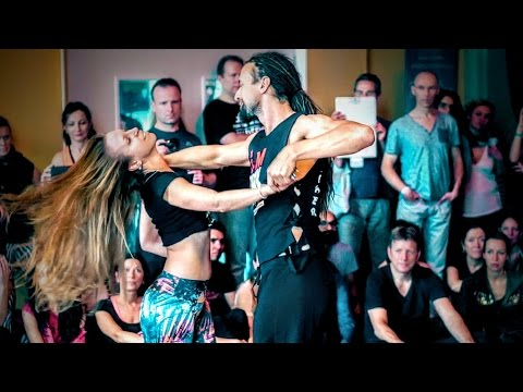 Barcelona - Fall in Love - Willem Engel & Jolien Heeringa - 2017 Amsterdam Brazilian Dance Festival