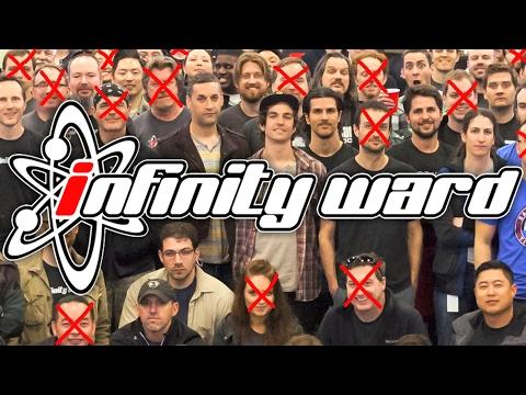 20 Infinity Ward Employees FIRED Following Infinite Warfare ...