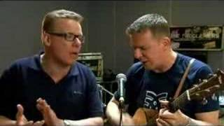 Watch Proclaimers Throw The r Away video