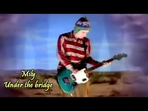 Red Hot Chili Peppers - Under The Bridge Subtitulado Español Ingles