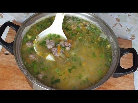 Рассольник с рисом вкусный рецепт