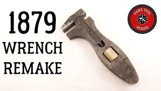 1879 Adjustable Wrench [Resurrection]