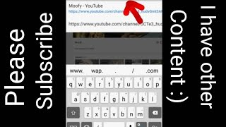 How to link/copy your youtube channel URL