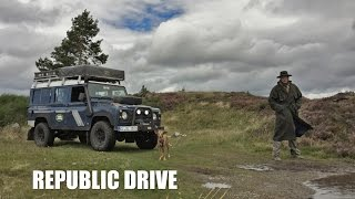 Scotch - Traveling SCOTLAND by Land Rover Defender