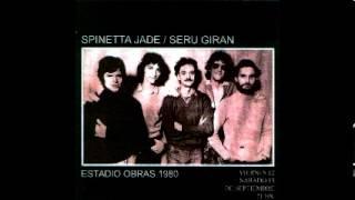 Spinetta Jade - Serú Girán - Estadio Obras - 1980