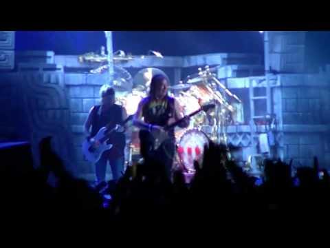 Iron Maiden - Children Of The Damned, Mexico City, Palacio De Los Deportes, Marzo 2016