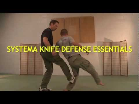 SYSTEMA KNIFE DEFENSE ESSENTIALS - MARTIN WHEELER Image 1