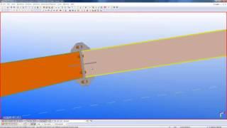 Cách dựng khung nhà thép tiền chế với tekla structure