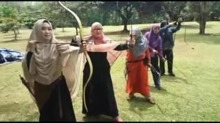 Panahan wanita muslimah pemula