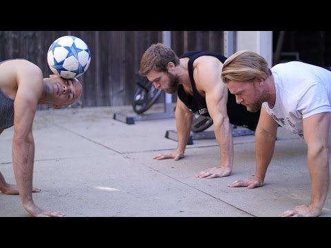 Soccer - 6 Best Strength Exercises - Sports Workout