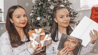 LUXURY NO BUDGET GIFT SWAP WITH MY TWIN - Louis Vuitton, Kylie Cosmetics, Apple - AYSE AND ZELIHA