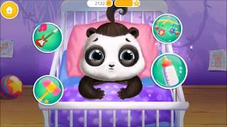 Panda Lu Evde Yaramazlık Vakti #Çizgifilm Tadında Oyunu