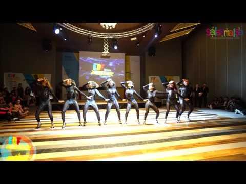 Budans Team Bachata Show | EDF 2017
