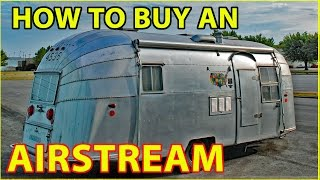 How to Buy an Airstream Travel Trailer