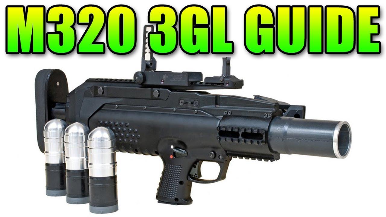 Battlefield 4 - M320 3GL Review: Ugh More Grenade ...