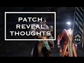 Patch Reveal Stream Reactions