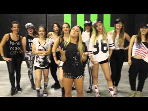 SUPER TURNT UP - CIARA CHOREOGRAPHY BY JAYDE ROBERTSON